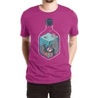 deep down at the bottom of the bottle - mens-extra-soft-tee - small view