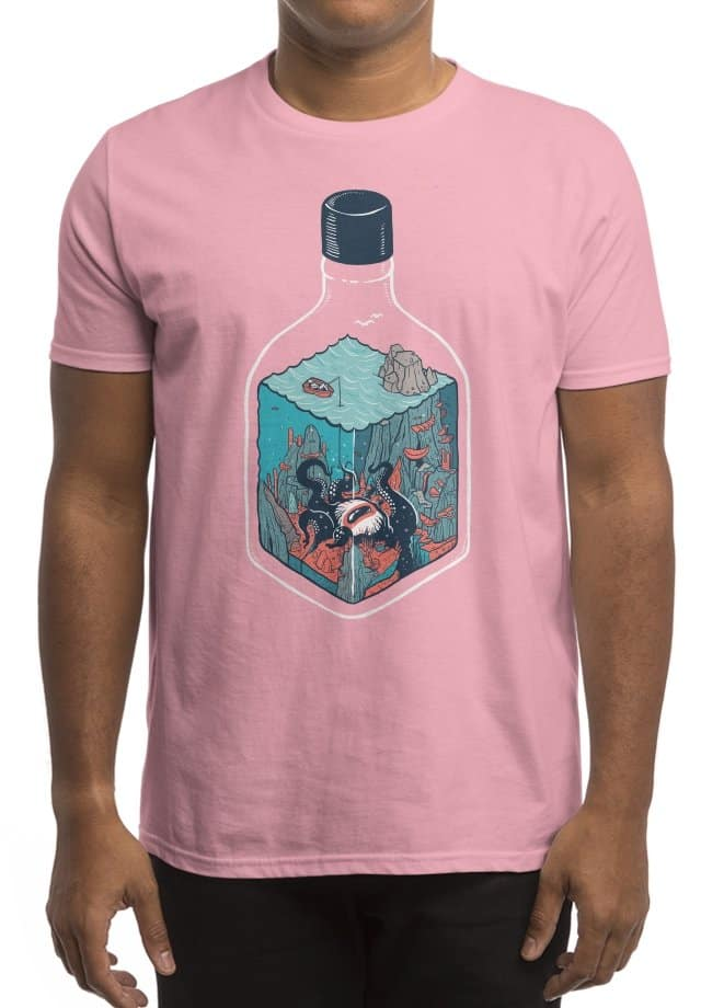 T-shirts and apparel featuring Threadless artist community designs f01836aba