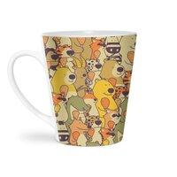 Herbivores In Carnivores - latte-mug - small view