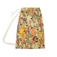 Herbivores In Carnivores - laundry-bag - small view