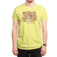 Herbivores In Carnivores - mens-regular-tee - small view