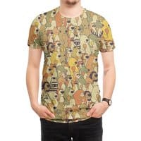 Herbivores In Carnivores - mens-sublimated-tee - small view