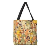 Herbivores In Carnivores - tote-bag - small view