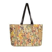 Herbivores In Carnivores - weekender-tote - small view