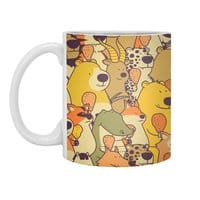 Herbivores In Carnivores - white-mug - small view