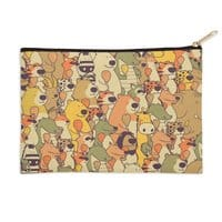 Herbivores In Carnivores - zip-pouch - small view
