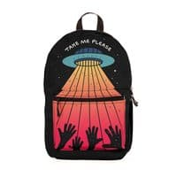 Take Me Please - backpack - small view