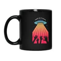 Take Me Please - black-mug - small view