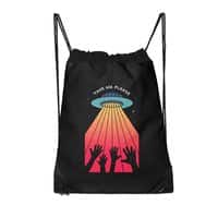 Take Me Please - drawstring-bag - small view
