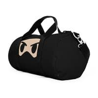 Angry Eyes - duffel-bag - small view