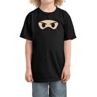 Angry Eyes - kids-tee - small view