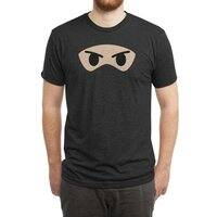 Angry Eyes - mens-triblend-tee - small view