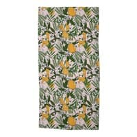 Orange oil - beach-towel - small view