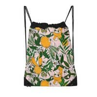 Orange oil - drawstring-bag - small view