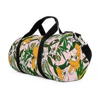 Orange oil - duffel-bag - small view