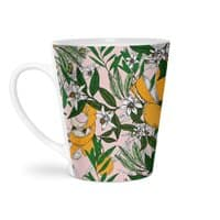 Orange oil - latte-mug - small view
