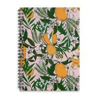 Orange oil - spiral-notebook - small view