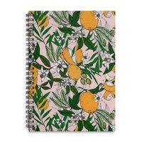 Orange oil - spiral-notebook - small view