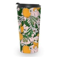 Orange oil - travel-mug - small view