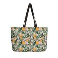Orange oil - weekender-tote - small view