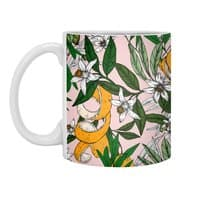 Orange oil - white-mug - small view