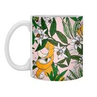 Orange oil - white-mug - small view