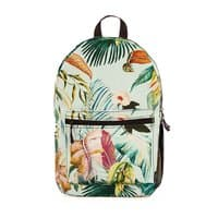 Exotic jungle bouquet 02 - backpack - small view