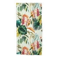 Exotic jungle bouquet 02 - beach-towel - small view