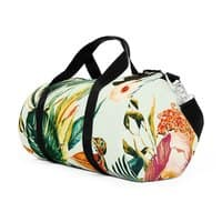 Exotic jungle bouquet 02 - duffel-bag - small view