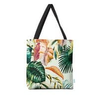 Exotic jungle bouquet 02 - tote-bag - small view