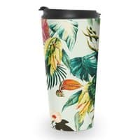 Exotic jungle bouquet 02 - travel-mug - small view