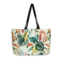 Exotic jungle bouquet 02 - weekender-tote - small view