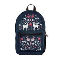 Scandinavian Deer - backpack - small view