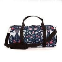 Scandinavian Deer - duffel-bag - small view
