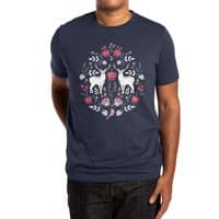 Scandinavian Deer - mens-extra-soft-tee - small view