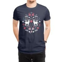 Scandinavian Deer - mens-regular-tee - small view