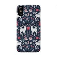 Scandinavian Deer - perfect-fit-phone-case - small view