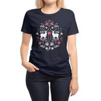 Scandinavian Deer - womens-regular-tee - small view