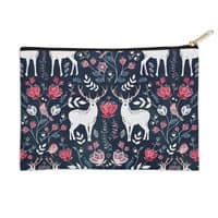Scandinavian Deer - zip-pouch - small view