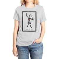 Tis But A Scratch - womens-extra-soft-tee - small view