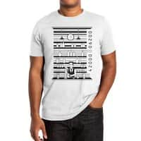 Bar Code - mens-extra-soft-tee - small view