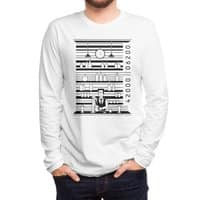 Bar Code - mens-long-sleeve-tee - small view