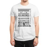 Bar Code - mens-regular-tee - small view