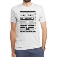 Bar Code - mens-triblend-tee - small view