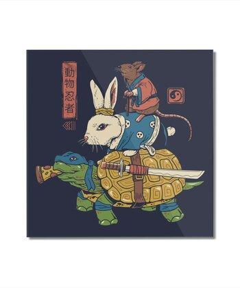 Kame, Usagi and Ratto Ninjas