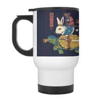 Kame, Usagi and Ratto Ninjas - travel-mug-with-handle - small view