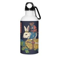 Kame, Usagi and Ratto Ninjas - water-bottle - small view