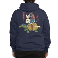 Kame, Usagi and Ratto Ninjas - zipup - small view