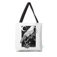 Night Crow - tote-bag - small view