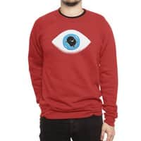 Lazy eye - crew-sweatshirt - small view